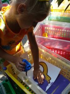 бизнес студия рисования песком для детей