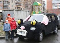бизнес идея детское такси1