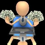 Как заработать без вложений на зарубежные буксы хорошие деньги