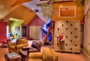 бизнес интерьер детской комнаты