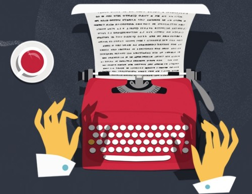 про заработок на наборе текста или как заработать копирайтеру.