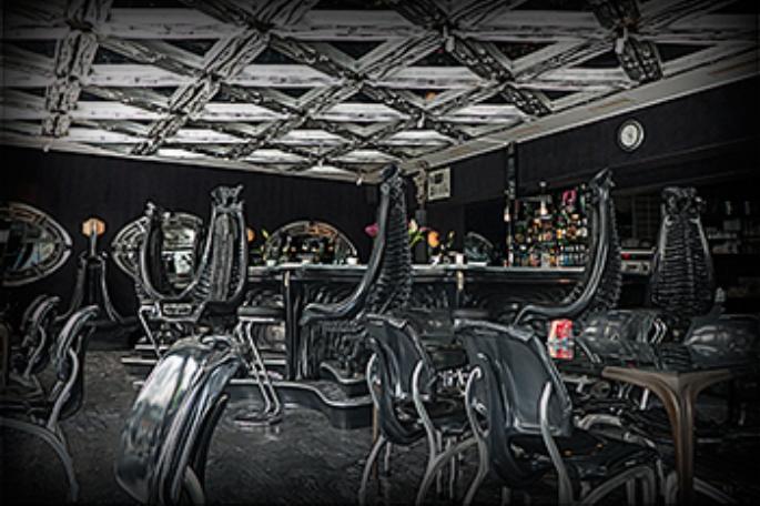 Бар «HR Giger», Чур, Швейцария